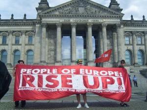 Rise Up antikapitalismus
